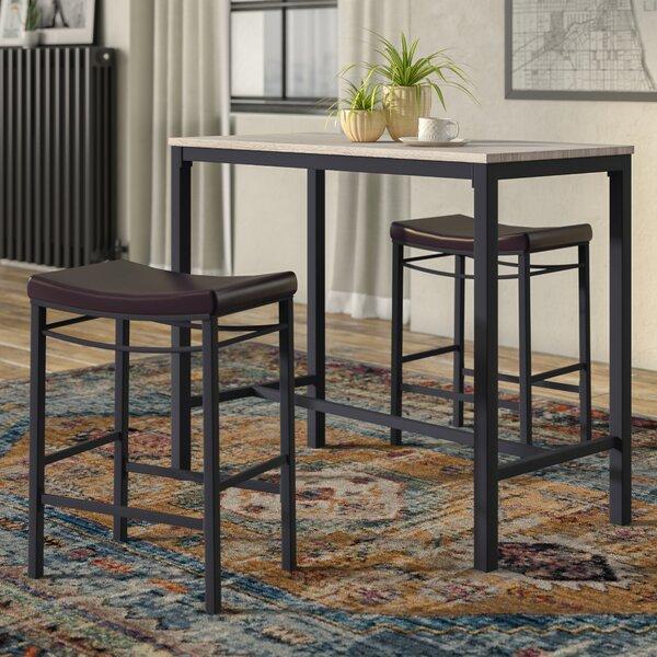 Trent Austin Design Bezons 3 Piece Pub Table Set | Birch Lane