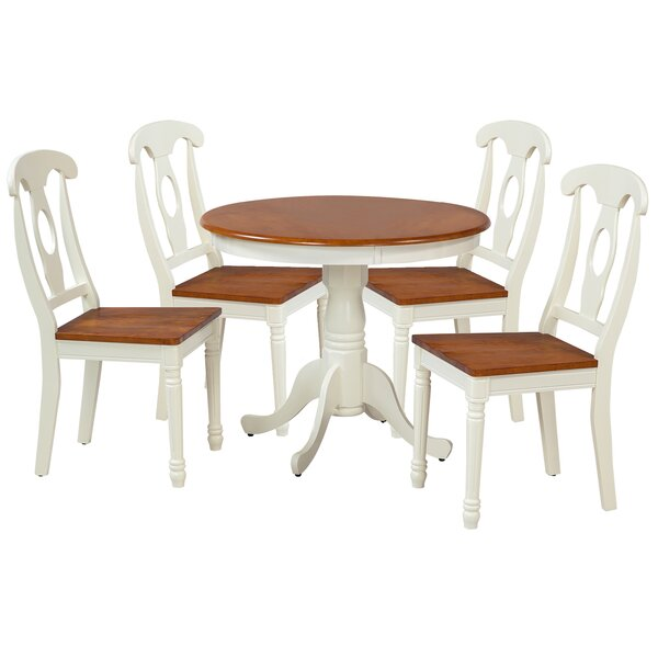 Kimberley 5 Piece Dining Set by TTP Furnish