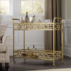 Bar Cart by Hooker Furniture