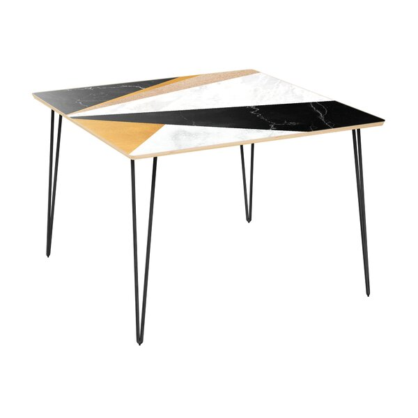Haddox Dining Table by Wrought Studio
