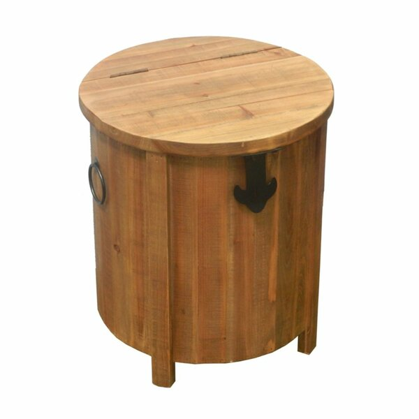 Ashford Extraordinary Garden Stool by Loon Peak