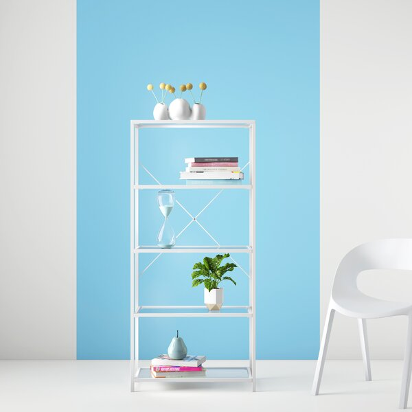 Archer 5-Tier Etagere Bookcase By Hashtag Home Cheap
