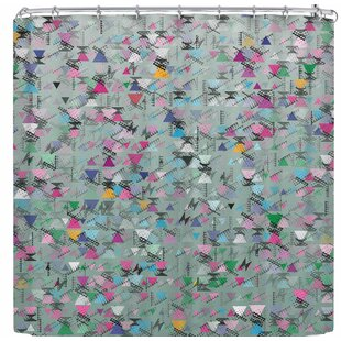 Angelo Cerantola Parklife 80 Shower Curtain