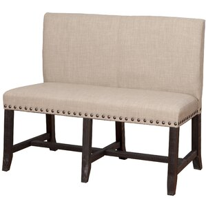 Gaudette Upholstered Bench by Gracie Oaks