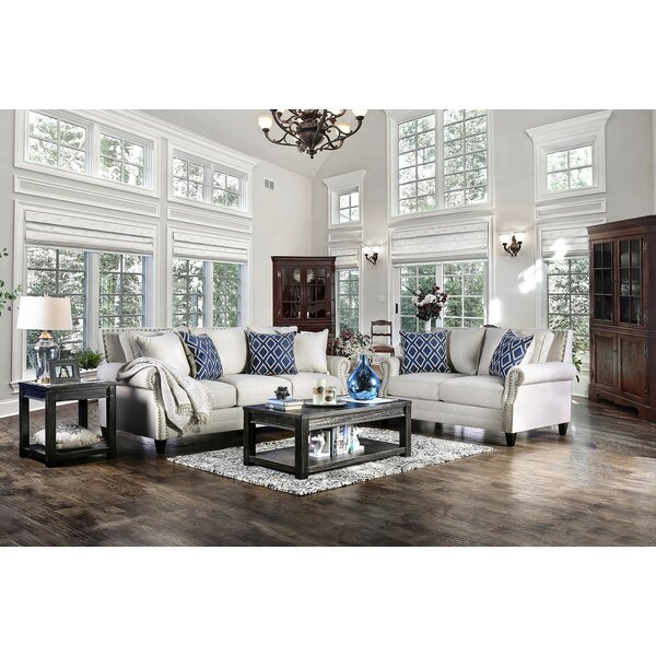 Pearce Configurable Living Room Set by Canora Grey