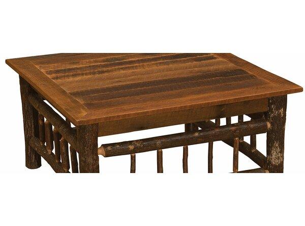 Fireside Lodge Hickory Coffee Table | Wayfair