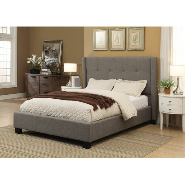 Madeleine Upholstered Standard Bed by Modus Furniture