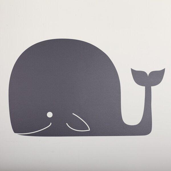 Whale Mail Chalkboard Wall Decal by Birch Lane Kids™