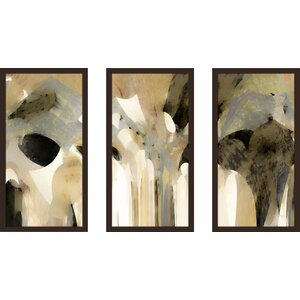 Genesis 31 11 Ik by Mark Lawrence 3 Piece Framed Painting Print Set by Picture Perfect International