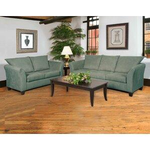 Microfiber Living Room Sets You 39 Ll Love Wayfair