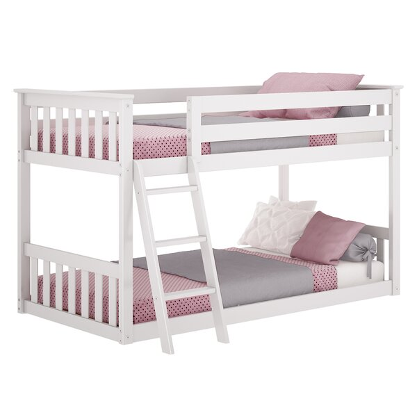 Fairgrove Twin Bunk Bed by Harriet Bee