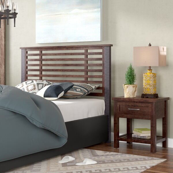 Rockvale Platform 2 Piece Bedroom Set by Loon Peak