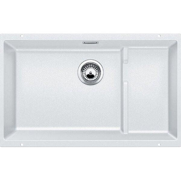 Precis 28 L x 18 W Double Basin  Kitchen Sink by Blanco