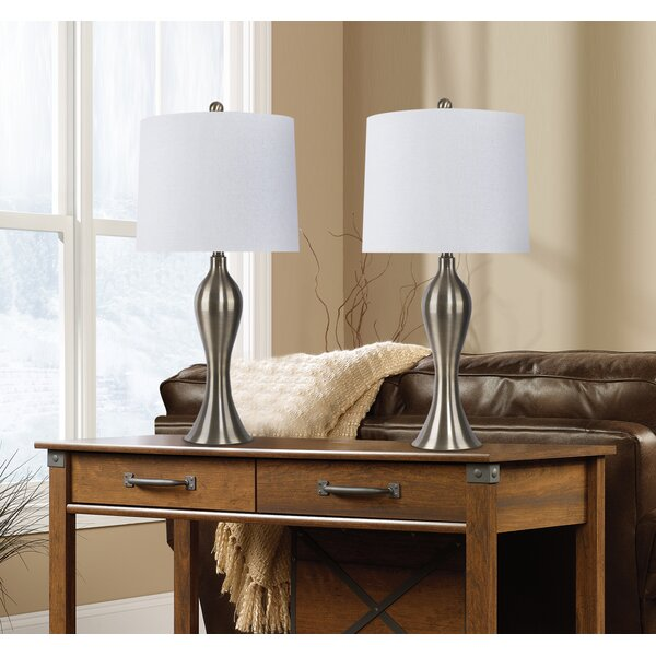 Tressie 2 Piece Table and Floor Lamp Set (Set of 2) by Winston Porter