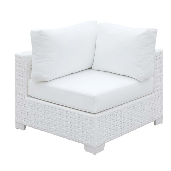 Maryjane Patio Chair with Cushion by Highland Dunes Highland Dunes