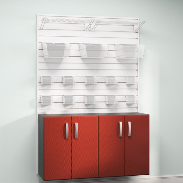 72 H x 48 W Storage Cabinet by Flow Wall