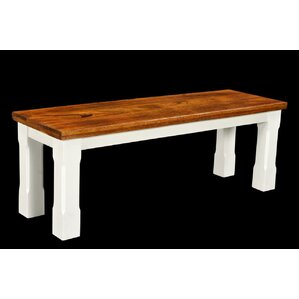 Mysore Wood Bench by Timbergirl