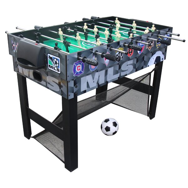 MLS 3-in-1 Soccer Table  by Triumph Sports USA