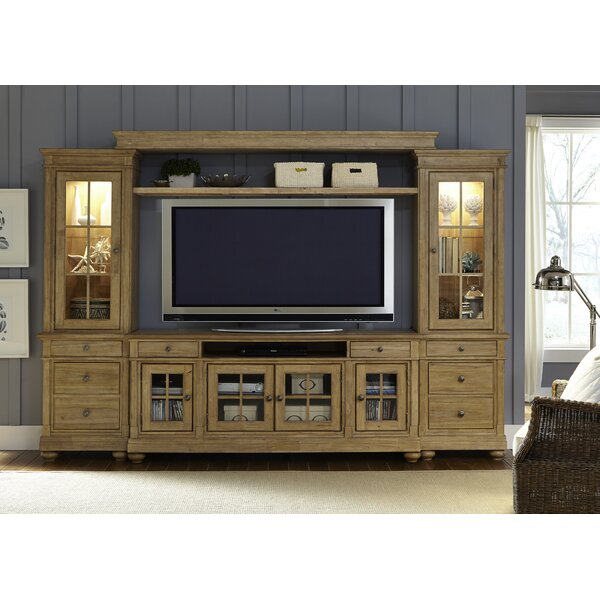 Maloney Entertainment Center by Rosecliff Heights