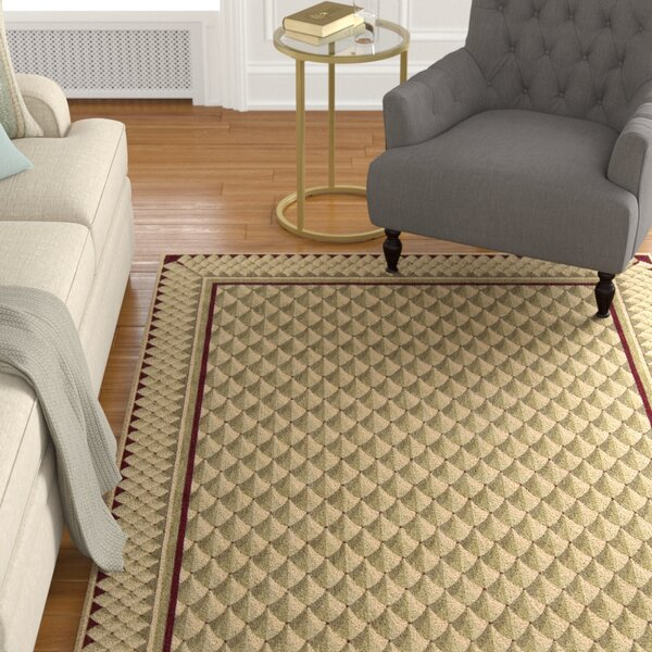 Bryn Camel Area Rug by Astoria Grand