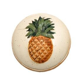 Tim Pineapple Drawer Pull by Bay Isle Home