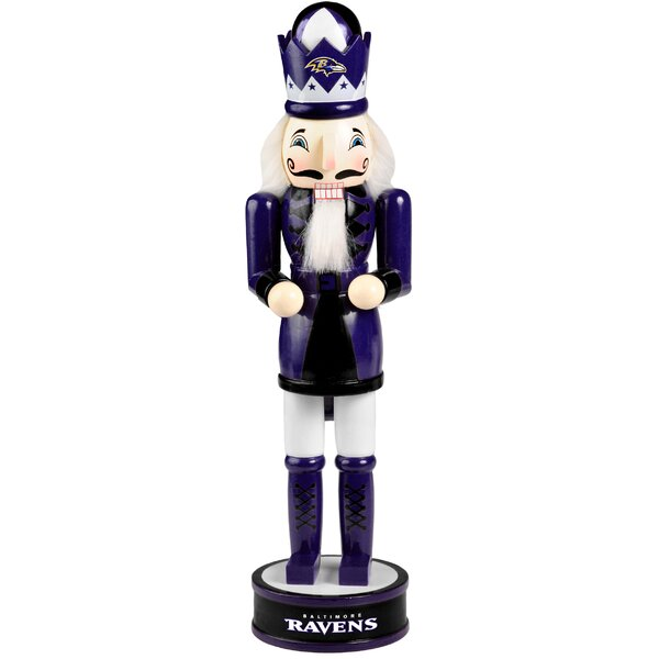 NFL Nutcracker by Forever Collectibles