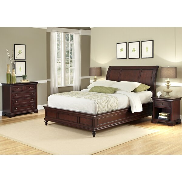 Rossie Standard 3 Piece Bedroom Set by Astoria Grand