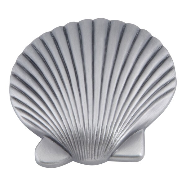Sea Scalloped Novelty Knob by Top Knobs