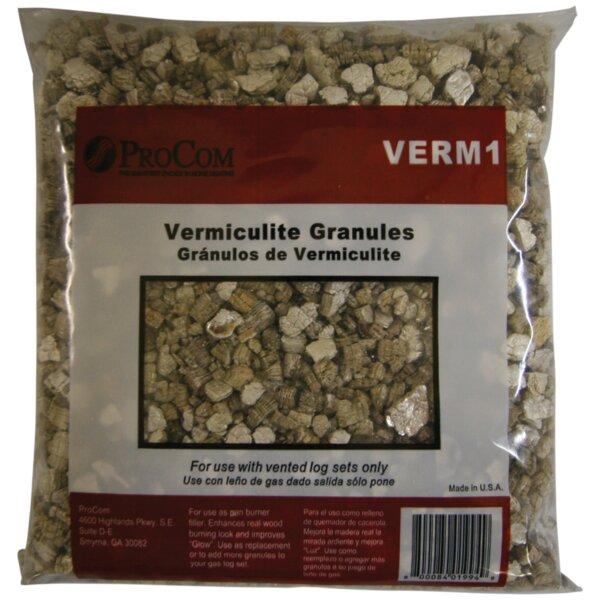 Heating Vermiculite Granule By ProCom