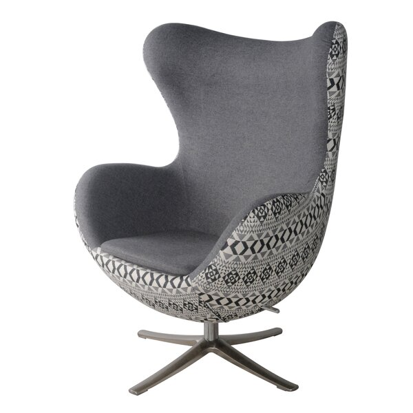 Ledet Swivel Lounge Chair by Brayden Studio
