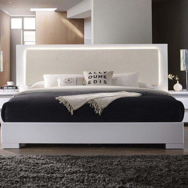 Annette Upholstered  Platform Bed By Orren Ellis