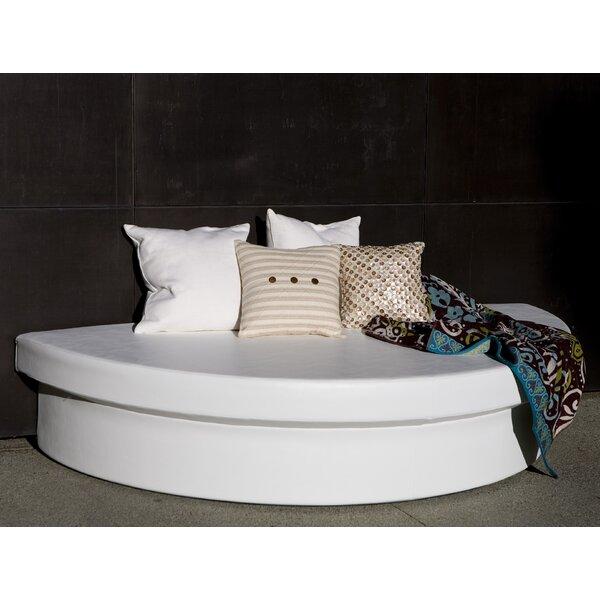 Demi-Lune Outdoor Platform Bed By La-Fete