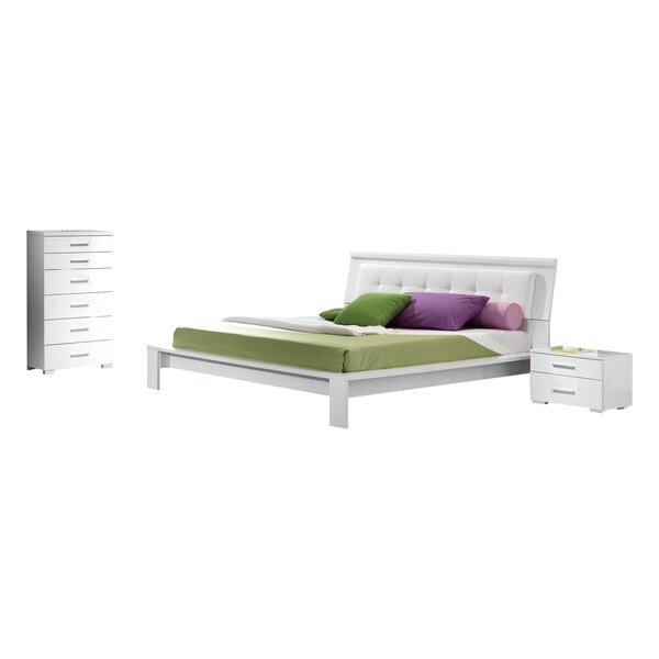 Platform Configurable Bedroom Set by Noci Design