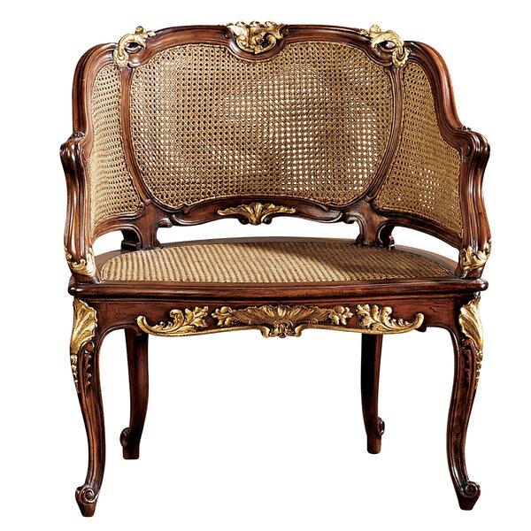 Louis XV Armchair by Design Toscano