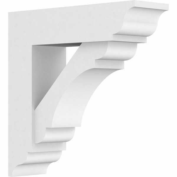 Olympic Standard Architectural Grade PVC Bracket by Ekena Millwork