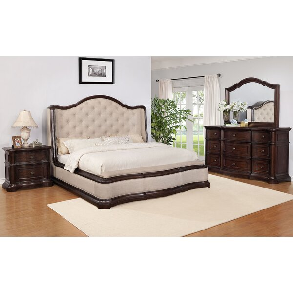 Aminah Panel Configurable Bedroom Set by Darby Home Co