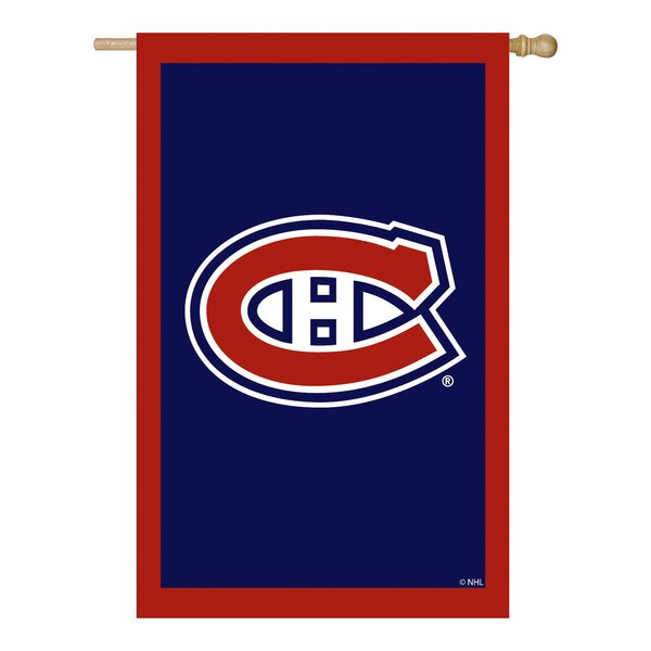 NHL Vertical Flag by Team Sports America