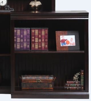 Poplar Open Standard Bookcase by American Heartland