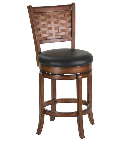 Dille 30 Bar Stool by Charlton Home
