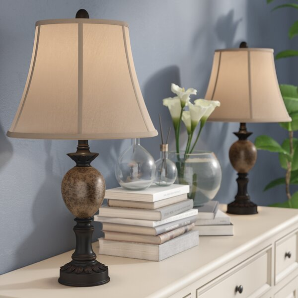 Borowski 25 Table Lamp (Set of 2) by Three Posts