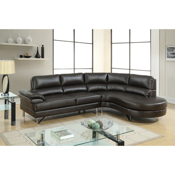 Warrior Reversible Sectional by Orren Ellis