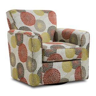 Simmons Upholstery Roulston Swivel Armchair