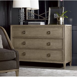 Albright 3 Drawer Dresser