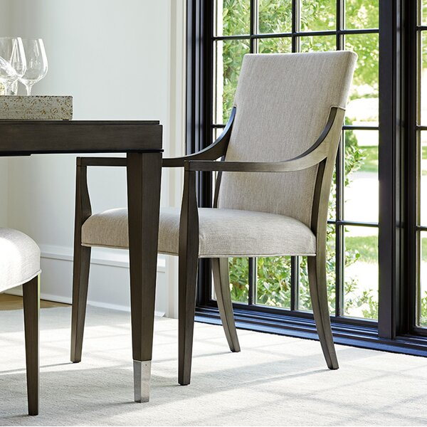 Ariana Saverne Upholstered Dinning Chair by Lexington
