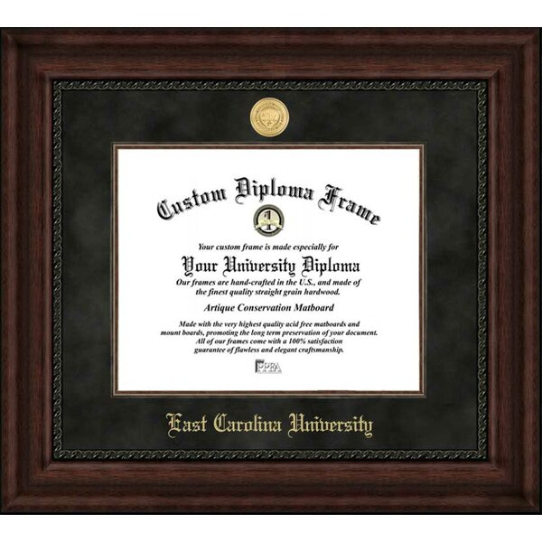NCAA Executive Diploma Picture Frame by Campus Images