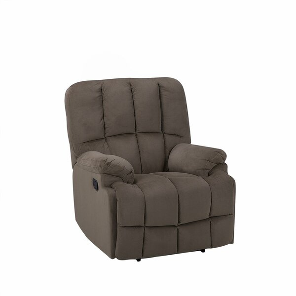Nadler Manual Glider Recliner [Red Barrel Studio]