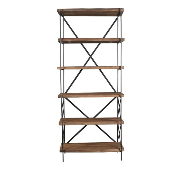 Review Carey Etagere Bookcase