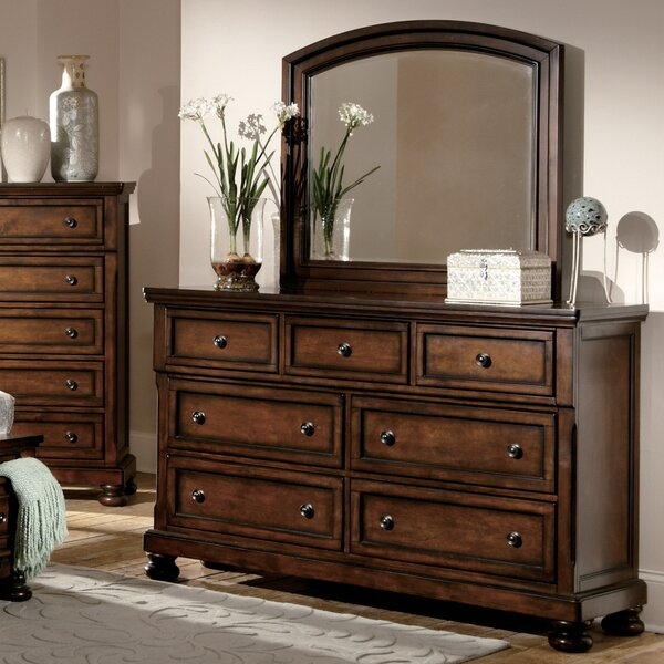 Rosamaria 7 Drawer Double Dresser by Astoria Grand