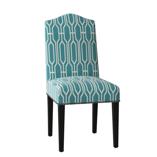 Durham Upholstered Dining Chair by Sloane Whitney Sloane Whitney