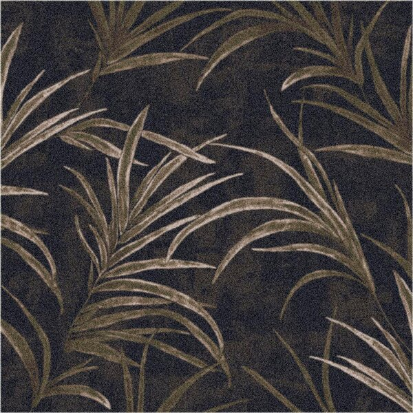 Pastiche Rain Forest Ebony Area Rug by Milliken